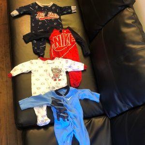 0-3 Months Baby Boy Bodysuits/Pajamas